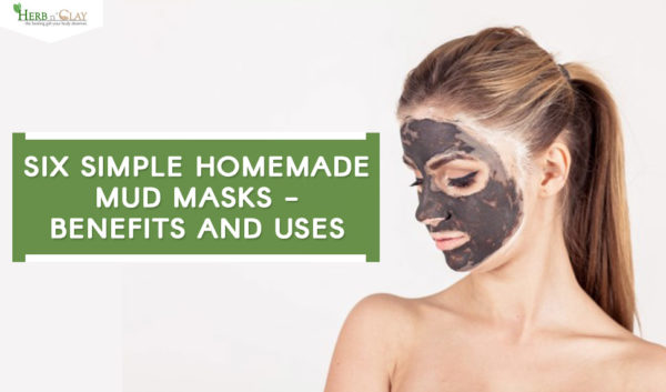 homemade mud masks