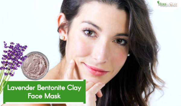 Lavender Bentonite Clay Face Mask