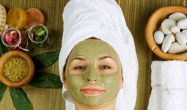 Bentonite Clay for acne