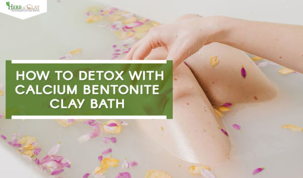 Bentonite Clay Detox Bath